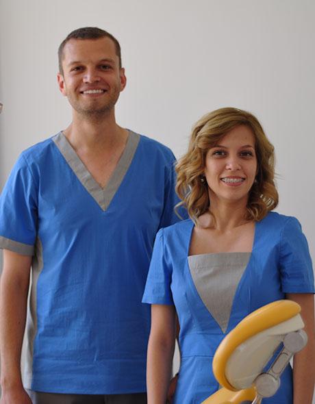 Д-р Нейчев и д-р Иванова